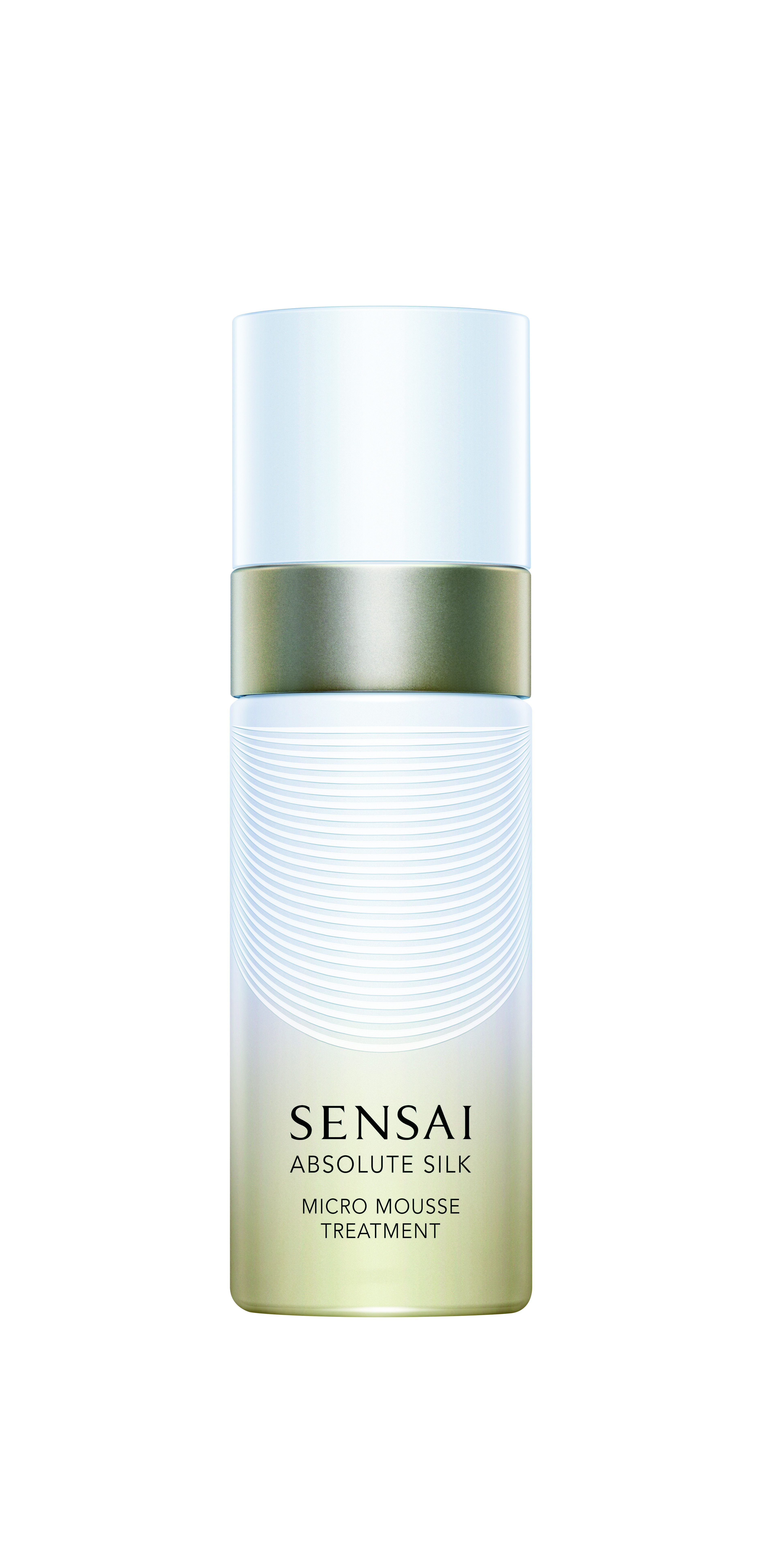 SENSAI ABSOLUTE SILK MICRO MOUSSE TREATMENT LIMITED SIZE