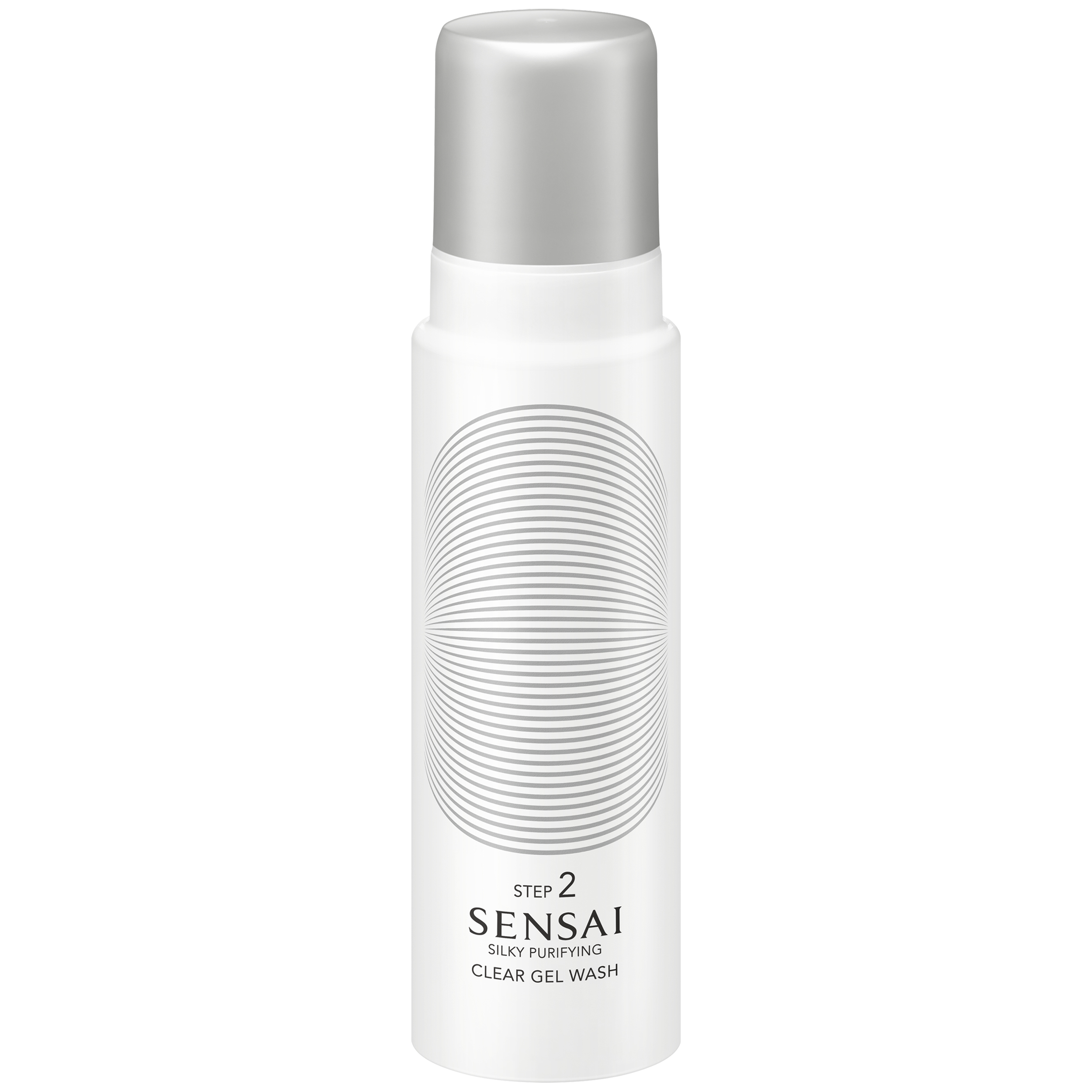 SENSAI SILKY PURIFYING CLEAR GEL WASH